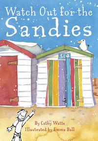 watch out for sandies!